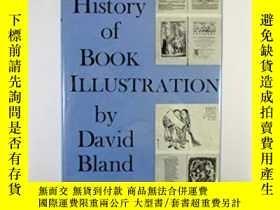二手書博民逛書店History罕見Of Book IllustrationY255562 David Bland Faber