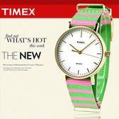 【人文行旅】TIMEX | 天美時 TW2P91800 Waterbury INDIGLO 學院風文青  夜光指針錶