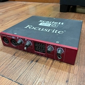 凱傑樂器 Focusrite Scarlett 18i6 USB 2.0 錄音介面 中古美品