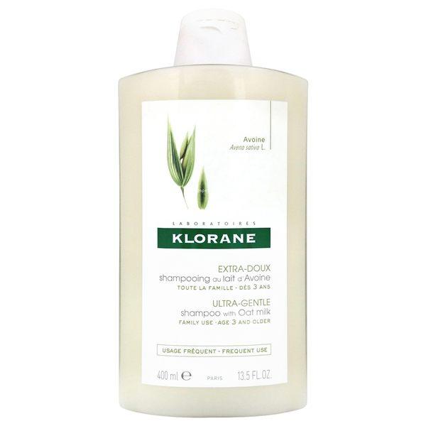 Klorane蔻蘿蘭 燕麥洗髮精400ml 推廣品【德芳保健藥妝】