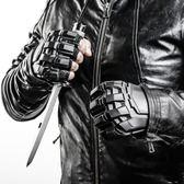 【優選】打架格斗防身運動健身訓練機車戶外騎行手套