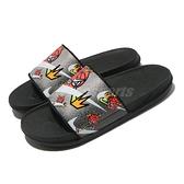 Nike 拖鞋 Offcourt Slide 黑 彩 男鞋 輕便 舒適 簡約 夏日 穿搭 套腳 【ACS】 DJ4280-018