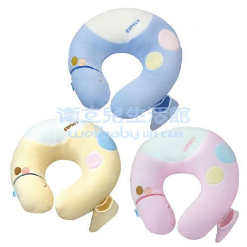 EXPECT 多功能防水透氣授乳枕(藍色/粉色/黃色)[衛立兒生活館]