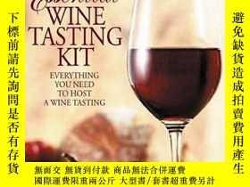 二手書博民逛書店Essential罕見Wine Tasting KitY256260 Wine Enthusiast Runn