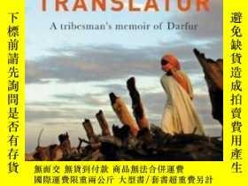 二手書博民逛書店The罕見Translator-譯者Y436638 Daoud Hari Penguin Group(ca).