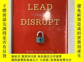 二手書博民逛書店Lead罕見and DisruptY2670 Charles A. O'Reilly III, Michael