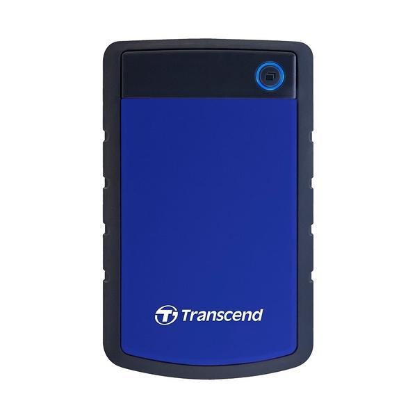 Transcend 創見 StoreJet 25H3B 1TB 2.5吋 USB3.0 行動 外接硬碟