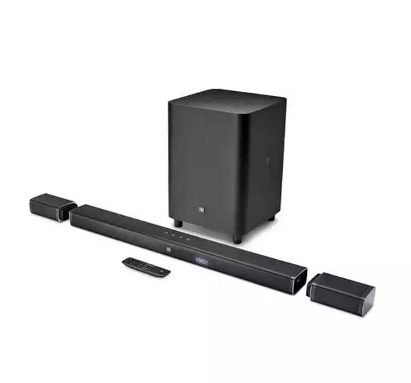 【名展音響】JBL Bar 5.1 無線 5.1 家庭影音環繞喇叭系統 公司貨