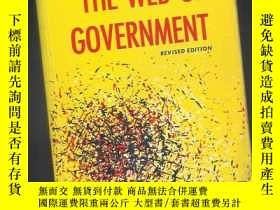 二手書博民逛書店THE罕見WEB OF GOVERNMENT.R.M.Maclv