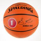 SPALDING斯伯丁~ NBA球員球 公牛隊 羅斯 簽名球 Rose (SPA83023)