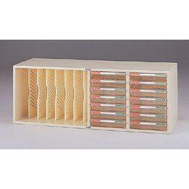 A4公文櫃系列-A4-7407P 四排文件櫃