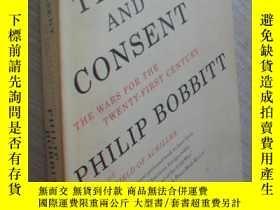 二手書博民逛書店英文原版罕見Terror and Consent by Philip BobbittY7215 Philip