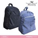 Misstery 後背包 防潑水面料 休閒旅遊 可置於行李箱拉桿 雙肩包 03509 得意時袋