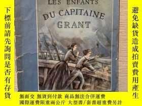 二手書博民逛書店Les罕見Enfants Du Capitain Grant 格