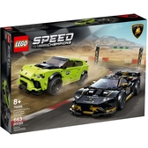 樂高積木 LEGO《 LT76899 》SPEED CHAMPIONS 系列 - Lamborghini Urus ST-X & Huracán╭★ JOYBUS玩具百貨