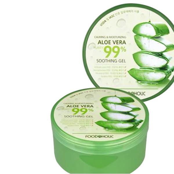 韓國 FoodAHolic 99%蘆薈補水修護保濕凝膠 300ml