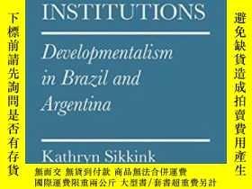 二手書博民逛書店Ideas罕見And Institutions-思想和制度Y436638 Kathryn Sikkink Co