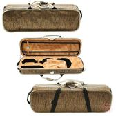 小提琴盒小提琴盒子配件琴盒輕後背背箱子4-4輕便後背背XW 1件免運