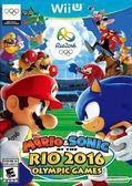 WiiU 瑪利歐&索尼克AT 里約熱內盧奧運 (美版代購)