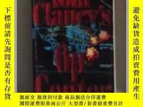 二手書博民逛書店英文原版罕見Op-Center by Tom Clancy Y1