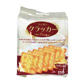 滿足感甜味蘇打餅250g【愛買】
