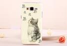 ♥ 俏魔女美人館 ♥ Samsung Galaxy Grand Prime大奇機 {蝴蝶貓*水晶硬殼} 手機殼 手機套 保護殼