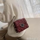 高級感小眾爆款網紅小包包女2020新款韓版時尚百搭ins單肩斜挎包 蘿莉新品