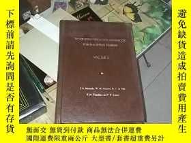 二手書博民逛書店WOOD罕見IDENTIFICATION HANDBOOK FO