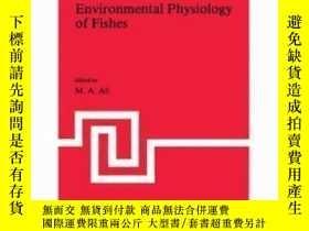 二手書博民逛書店Environmental罕見Physiology Of Fishes (nato Advanced Study