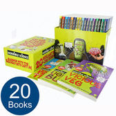 【麥克書店】HORRIBLE SCIENCE(神奇酷科學) 20本盒裝套書