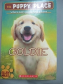 【書寶二手書T5/原文小說_LLQ】Goldie_Miles, Ellen