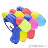 兒童水槍玩具男孩大號呲噴水槍批發寶寶沙灘戲水小女孩玩具小水槍igo  印象家品旗艦店