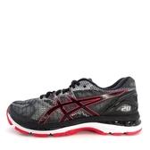 Asics GEL-Nimbus 20 [T800N-002] 男鞋 運動 慢跑 健走 休閒 緩衝 亞瑟士 黑 紅