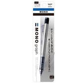 蜻蜓 132G自動鉛筆0.5-銀色【愛買】