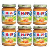 HiPP喜寶天然蔬菜小牛肉全餐(6罐)[衛立兒生活館]