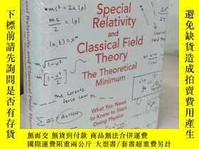 二手書博民逛書店Special罕見Relativity and Classical Field Theory 【精裝原版, 佳品】
