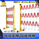 博士特汽修 伸縮安全圍欄 鐵馬 施工隔離 CF1230 警戒 伸縮欄柱 伸縮圍欄 隔離柵欄
