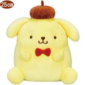 布丁狗絨毛娃娃玩偶高約25cm 573435【77小物】