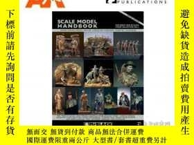 二手書博民逛書店Scale罕見Model Handbook.Great War Theme Collection 4-比例模型手冊