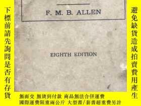 二手書博民逛書店AIDS罕見TO THE DIAGNOSIS AND TREATMENT(艾滋病的診斷與治療)1947年英文版