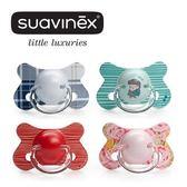 西班牙 Suavinex 蝴蝶安撫奶嘴-仿乳型(+4M)(顏色隨機出貨)[衛立兒生活館]