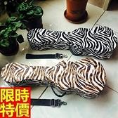 烏克麗麗琴箱(硬盒)配件-21/23吋斑馬紋時尚手提保護琴盒69y29[時尚巴黎]