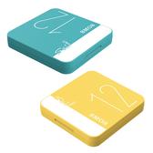 [哈GAME族]滿399免運費 可刷卡●繽紛多色●SMOS Switch NS AS1 12卡 卡匣盒 磁吸式遊戲卡夾收納盒