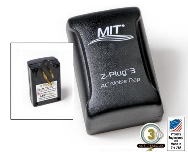 《名展影音》美國MIT Z-Plug 3 電源插頭