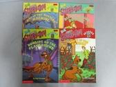 【書寶二手書T9/語言學習_POA】Scooby-Doo!Disappearing Dounts等_共4本合售