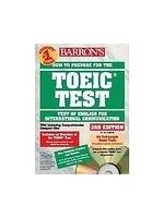 二手書《How to Prepare for the Toeic Test of English for International Communication》 R2Y ISBN:0764175149