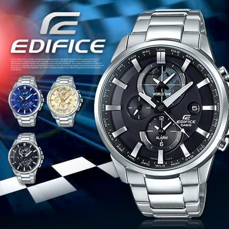 EEDIFICE ETD-310D-1A 智慧工藝賽車錶 ETD-310D-1AVUDF 現貨!