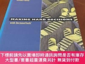 二手書博民逛書店MAKING罕見HARD DECISIONS WITH DECISION TOOY367421 UNKNOWN