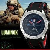 LUMINOX 雷明時 美軍指定特種部隊錶 防水200M/45mm/5127 現貨+排單 免運!