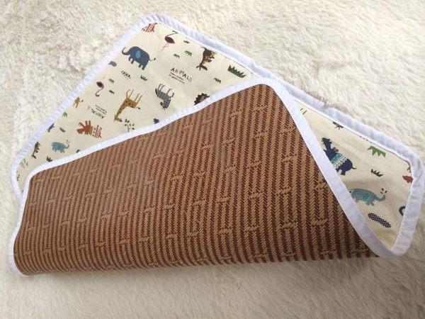 夏季薄款透氣狗狗墊子泰迪床墊窩涼席墊子兩用 五角寵物墊子 滿千89折限時兩天熱賣
